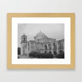Mission San Jose Framed Art Print