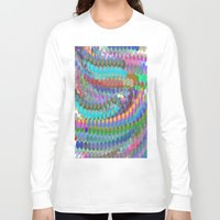 bubble Long Sleeve T-shirts featuring bubble by gasponce