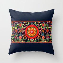 Wayuu Tapestry - I Throw Pillow