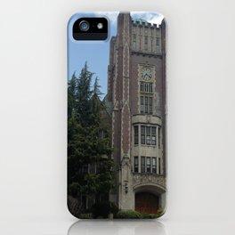 Maplewood - CHS iPhone Case