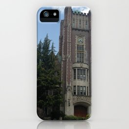 Maplewood - CHS iPhone Case