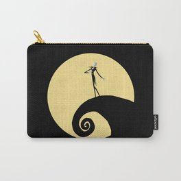 Skellington Carry-All Pouch