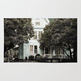 Haunted Hauntings Series - House Number 3 Rug