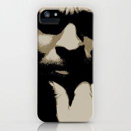 Juxtapose I iPhone Case