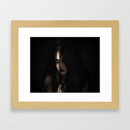 What Once Was Lost Framed Art Print