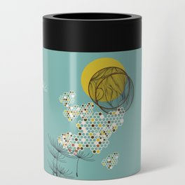 Seasons Time Space Can Cooler