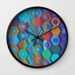 REEF 21 Wall Clock