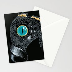 Golden Horn Stationery Cards