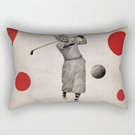 Anthropomorphic N°13 Rectangular Pillow