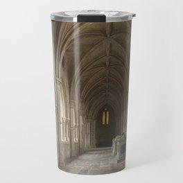 Cloisters of Évora Cathedral Travel Mug