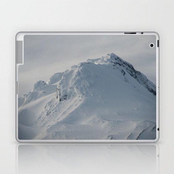 Mt Hood - Early Winter Laptop & iPad Skin