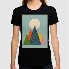 Cat Landscape 13 T-shirt