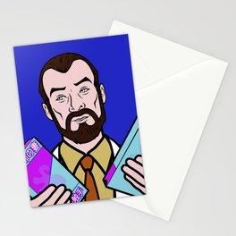 Doctor Krieger Lichtenstein Stationery Cards
