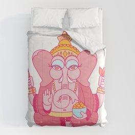 Wise Ganesha Comforters