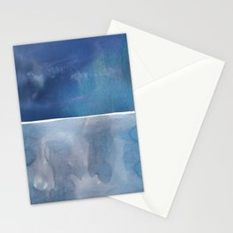 Hue in Blue Stationery Cards