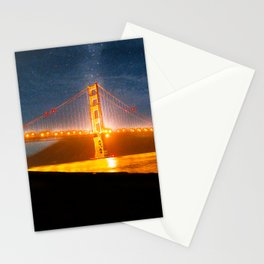 Golden Gate Dreams Stationery Cards