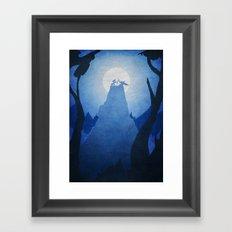 The Reckoning Framed Art Print