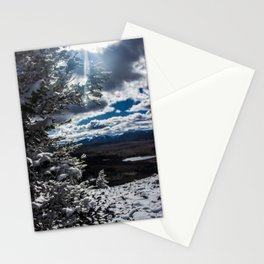 Mimicking the Clouds Stationery Cards