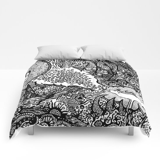 The Tide Comforters