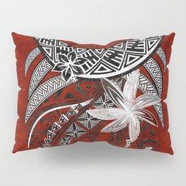 Polynesian - Hawaiian Kona Lava Tribal Print Pillow Sham