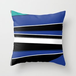 Sede de CANTV -Detail- Throw Pillow