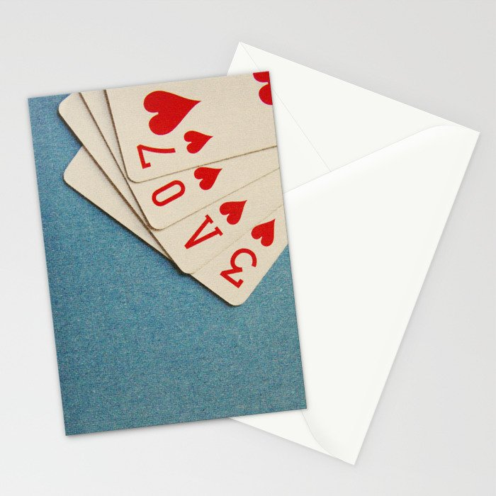 A Full House Stationery Cards