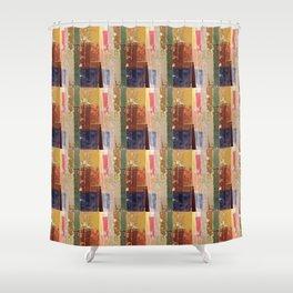 Buddhist Temple Shower Curtain