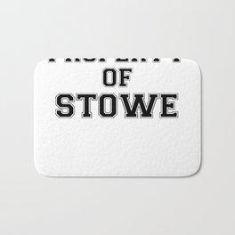 Property of STOWE Bath Mat