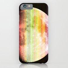 Multicoloured Moon Slim Case iPhone 6s