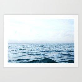 NORMANDY VI Art Print