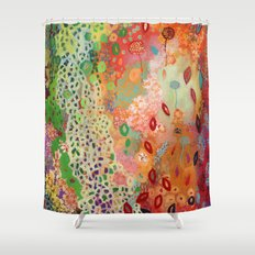 Love Knows No Bounds Shower Curtain