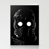 starlord Stationery Cards featuring Starlord by John Amor