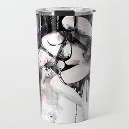 Shibari - Japanese BDSM Art Painting #11 Travel Mug