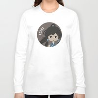 korra Long Sleeve T-shirts featuring Korra by gaps81