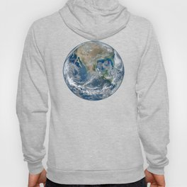 Planet Earth from Above Hoody