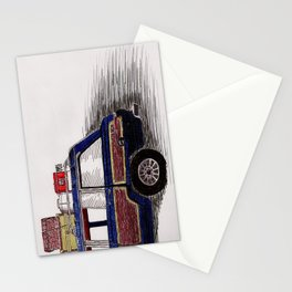 Wagoneer Stationery Cards
