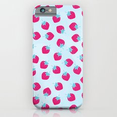 Strawberry spring iPhone 6s Slim Case