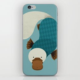 Hello Platypus iPhone Skin