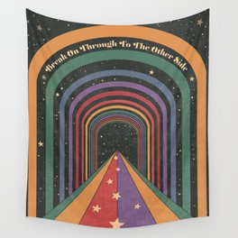 The Doors Of Perception - Break On Through To The Other Side Wall Tapestry