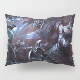 Marauder Olaf Alistar Splash Art Wallpaper Background Official Art Artwork League of Legends Pillow Sham