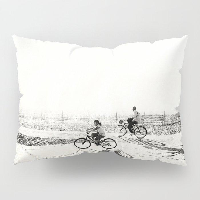 Bicycles Pillow Sham