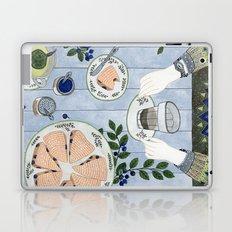 Blueberry Scones Laptop & iPad Skin