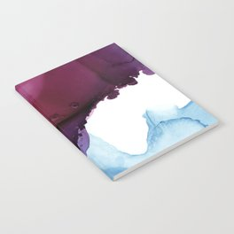 Shades of Purple Notebook
