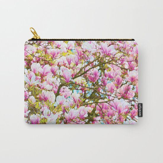 POP Magnolia Carry-All Pouch