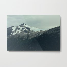 Yonder Mountain Metal Print