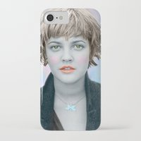 90s iPhone & iPod Cases featuring 90s drew by lanabeebear
