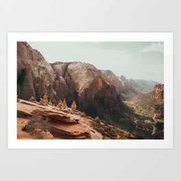 When We Remembered Zion Art Print