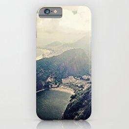 explore. {minus typography iPhone Case