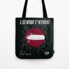 Paris I love you Tote Bag