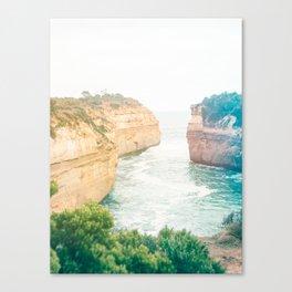 Great Ocean Road Beach Fine Art Print Canvas Print